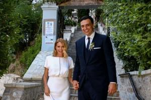 """Τζένη Μπαλατσινού: Δείτε ποια γυναίκα """"κατέστρεψε"""" την ημέρα του γάμου της!"""