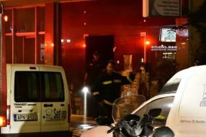 Ναύπλιο: Πυρκαγιά σε κατάστημα!