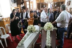 "Serial killer Κύπρου: Τα θύματα του ""Ορέστη"" κηδεύονται σήμερα!"