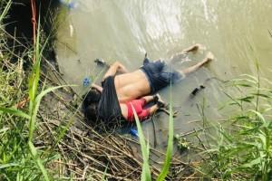 Τραμπ: «Μου προκαλεί τρόμο» η εικόνα του νεκρού μετανάστη και της κόρης του!