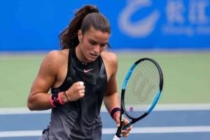 Μαρία Σάκκαρη: Στα προημιτελικά του Nottingham Open!