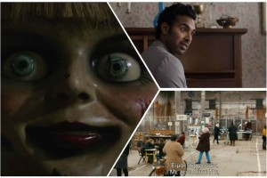 """Ταινίες της εβδομάδας: """"Yesterday"""", """"Οι Αόρατες"""" και """"Annabelle Comes Home""""!"""