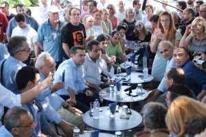 """Αλέξης Τσίπρας: """"Το λάβαμε το μήνυμα των Ευρωεκλογών...Οι εθνικές είναι άλλη υπόθεση!"""""""