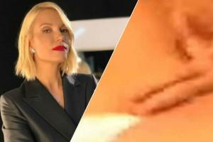 """Βίκυ Καγιά: Το βίντεο με τα... χαϊδέματα που της έχει γίνει """"εφιάλτης""""!"""