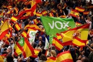 Το ακροδεξιό VOX στην διακυβέρνηση της Μαδρίτης!