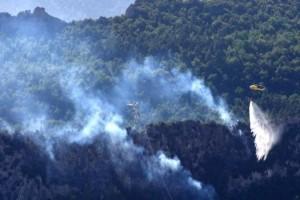 Ισπανία: Μεγάλη πυρκαγιά στην Καταλονία!