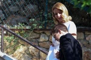Τζένη Μπαλατσινού: Η απίστευτη αποκάλυψη για τον σύζυγό της, μόλις λίγες μέρες μετά τον γάμο!