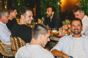Zambri: Καλοκαιρινή βραδιά γεμάτη με ποδοσφαιριστές!
