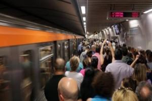 """""""Θα εκραγεί βόμβα σε σταθμό του Μετρό στις 09:45""""!"""