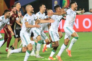Copa Africa: Το τρόπαιο στην Αλγερία!