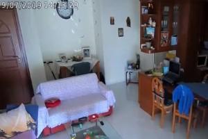 Σεισμός στην Αττική: Βίντεο από την ώρα του σεισμού στην Αθήνα!
