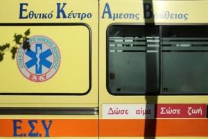 Θεσσαλονίκη: Στην εντατική η γυναίκα που δέχθηκε επίθεση με τσεκούρι!