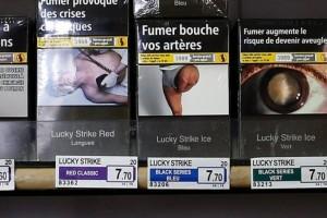 Φρίκη: Eίδε το κομμένο του πόδι σε αντικαπνιστικό μήνυμα πακέτου τσιγάρων!