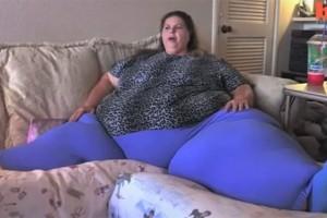 Γυναίκα 317 κιλών κάνει έρωτα 7 φορές την ημέρα για να χάσει βάρος!