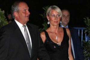 Κώστας Καραμανλής - Νατάσα Παζαΐτη: Ποιος Μητσοτάκης; Δεν φαντάζεστε πόσες κουμπαριές έχουν κάνει!