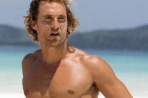 Ο Matthew McConaughey κάνει διακοπές στην Ελλάδα!