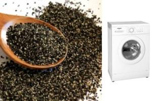 Δείτε τι θα συμβεί αν βάλετε μαύρο πιπέρι στο πλυντήριο ρούχων!