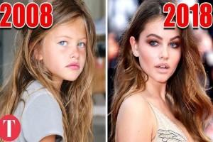 Πώς είναι σήμερα τα 10 πιο όμορφα παιδιά του κόσμου;