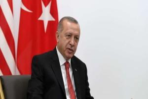 """Ερντογάν: """"Αν μείνει πιστός στις δηλώσεις του, οι σχέσεις μας θα βελτιωθούν!'"""
