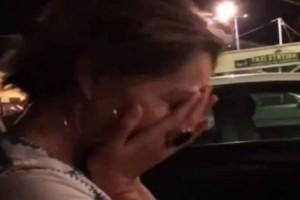 Ξέσπασε σε κλάματα η Τζένη Μπαλατσινού!
