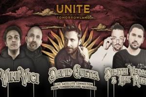 Unite with Tomorrowland: Αυτό είναι το πρόγραμμα του Σαββάτου!