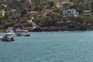 Τραγωδία στον Πόρο: Δύο Ρώσοι και ένας Έλληνας οι τρεις νεκροί!