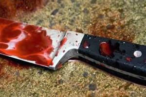Σοκ στη Θεσσαλονίκη: Γυναίκα μαχαίρωσε με φαλτσέτα άνδρα ενώ πήγε να την κλέψει! (photo)