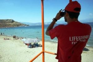 """Σοκ στην Κρήτη: Γυναίκα """"πήγε"""" να πνίγει και την έσωσε ναυαγοσώστης! (Video)"""