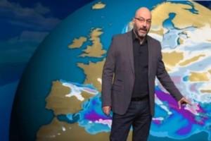 Ο Σάκης Αρναούτογλου προειδοποιεί: «Προσοχή σήμερα σε αυτές τις περιοχές!» (Video)