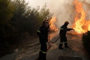 Φωτιά ξέσπασε στην Σπάρτη!