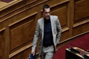 """Αλέξης Τσίπρας: """"Η κυβέρνηση βάλλει εναντίον των δημοκρατικών θεσμών""""!"""