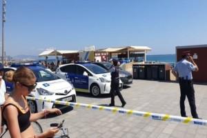 Εκκενώθηκε παραλία στη Βαρκελώνη: Εντοπίστηκε εκρηκτικός μηχανισμός! (Video)