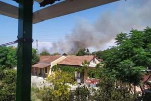 Ευχάριστα νέα: Περιορίστηκε η φωτιά στην Κέρκυρα!