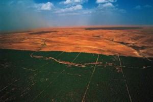 """Ευχάριστα νέα: Αυτό το μεγάλο """"πράσινο"""" τείχος βρίσκεται στην Αφρική! (Video)"""