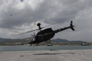 Συναγερμός στον Πόρο: Έπεσε ιδιωτικό ελικόπτερο!