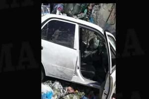 Τραγωδία στο Καματερό: Άντρας πήγε να πετάξει τα σκουπίδια και τον παρέσυρε αυτοκίνητο!