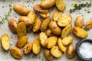 Ονειρεμένες πατάτες φούρνου με... βούτυρο!