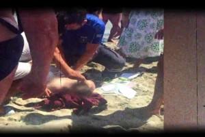 Πιερία: Πνίγηκε 19χρονος!  Είχαν απεργία οι ναυαγοσώστες! (Video)