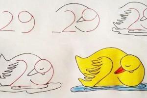 Πως να μάθετε στο παιδί σας να ζωγραφίζει χρησιμοποιώντας αριθμούς!