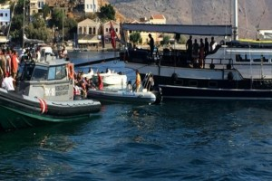 Βλάβη σε πλοίο με 371 επιβάτες και προορισμό την Σύμη!