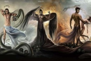 Πώς δημιουργήθηκε η λίστα με τα 7 θανάσιμα αμαρτήματα;