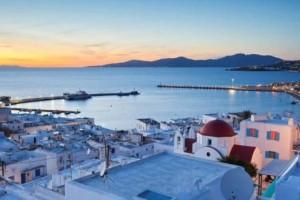 Η φωτογραφία της ημέρας: Καλημέρα από την όμορφη Τήνο!