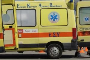Ναύπλιο: Αυτοκίνητο έπεσε σε γκρεμό!
