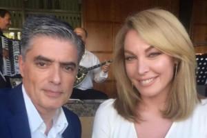 Τατιάνα Στεφανίδου - Νίκος Ευαγγελάτος: Δείτε το παλάτι τους στην Χαλκίδα!