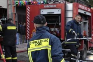 Κρήτη: Φωτιά σε επιχείρηση στο Ηράκλειο!