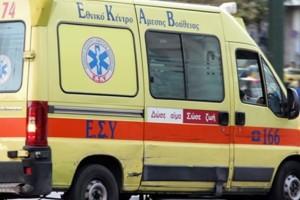 Θεσσαλονίκη: Αυτοκίνητο παρέσυρε πεζό!(Video)