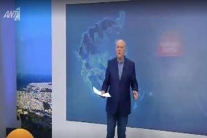 Λαμπερή πρεμιέρα για τον Γιώργο Παπαδάκη! (video)