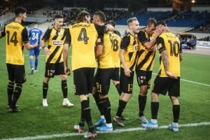 Super League: Νέα νίκη για την αναγεννημένη ΑΕΚ!