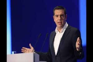 """Αλέξης Τσίπρας: """"Δώσαμε μάχη επί 4.5 χρόνια να κρατήσουμε όρθια την Ελλάδα!"""""""