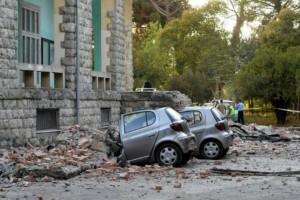 Σεισμός στην Αλβανία: Ζημιές στα σπίτια και αρκετοί τραυματίες!